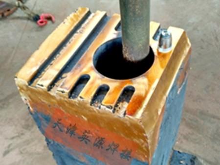 天津铸铜风嘴紫铜冷却器焊接修复费用