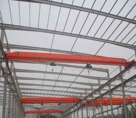 天津电动单梁起重机生产厂家