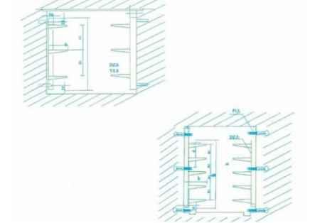 铝合金电缆支架